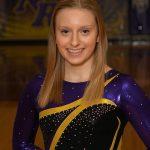 Girls Varsity Gymnastics Senior Spotlight: Nichole Kuchta