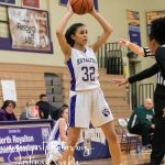 2019-2020 Girls Varsity Basketball Team