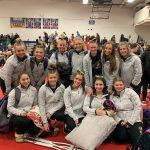 Girls Varsity Gymnastics Team Finishes in 2nd Place at OHSAA Sectionals & Advances to OHSAA Districts