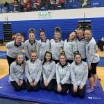 Girls Varsity Gymnastics Team Finishes in 4th Place at OHSAA State Competition