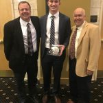 Congrats to Joey Marousek for Scholar Athlete Award from Northeast Ohio Chapter of the National Football Foundation