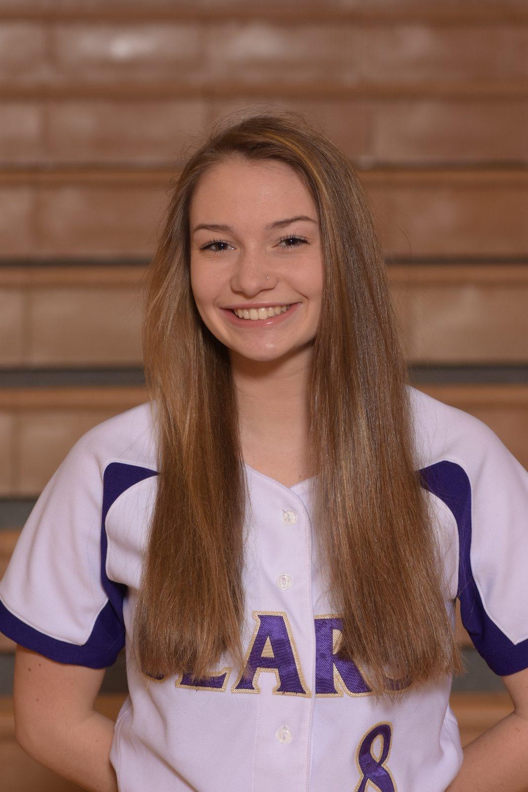 Girls Varsity Softball Senior Spotlight: Casey Felton