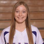 Girls Varsity Softball Senior Spotlight: Serena Mraz