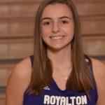 Girls Varsity Track & Field Senior Spotlight: Alexandra Doehrmann