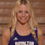 Girls Varsity Track & Field Senior Spotlight: Avery Keller