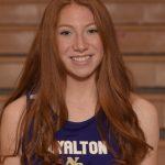 Girls Varsity Track & Field Senior Spotlight: Jenna Fenohr