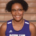 Girls Varsity Track & Field Senior Spotlight: Raigyn Houston