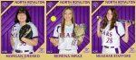 NRHS Class of 2020 Spring Senior Banners:  Morgan Gresko – Serena Mraz – Meaghan Stafford