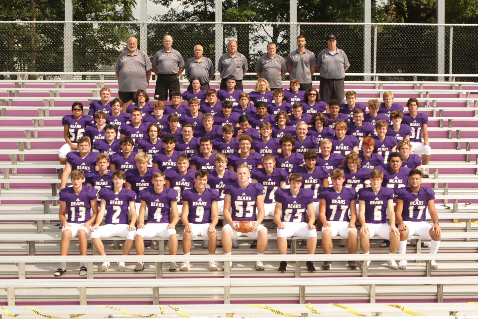 2020 Boys JV Football
