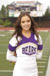 Girls Varsity Cheerleading Senior Spotlight:  Jennifer Steffes