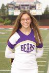 Girls Varsity Cheerleading Senior Spotlight:  Paityn Gutkowski