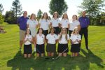 Girls Varsity Golf Team Finishes in 12th Place at OHSAA Sectionals at Fox Den Golf Course