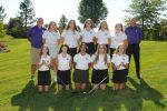 Girls JV Golf Team Beats Brecksville 211-228