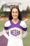 Girls Varsity Cheerleading Senior Spotlight:  Alyssa Falasco