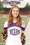 Girls Varsity Cheerleading Senior Spotlight:  Tori Kaminski