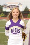 Girls Varsity Cheerleading Senior Spotlight:  Abby Kramer