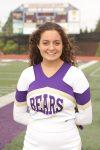 Girls Varsity Cheerleading Senior Spotlight:  Despina Terovolas