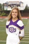 Girls Varsity Cheerleading Senior Spotlight:  Hailey Dyson