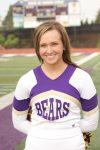 Girls Varsity Cheerleading Senior Spotlight:  Hannah Petro