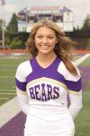 Girls Varsity Cheerleading Senior Spotlight:  Julia Falcioni