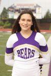 Girls Varsity Cheerleading Senior Spotlight:  Savannah Holland