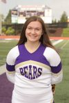 Girls Varsity Cheerleading Senior Spotlight:  Ava Mooradian