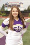 Girls Varsity Cheerleading Senior Spotlight:  Jayden Meluch