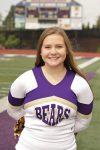 Girls Varsity Cheerleading Senior Spotlight:  Meredith Mog