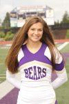 Girls Varsity Cheerleading Senior Spotlight:  Ava Werner