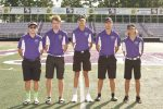 Boys Varsity Golf Team Finishes in 5th Place at OHSAA Sectionals at J.E. Good Park Golf Course