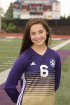 Girls Varsity Soccer Senior Spotlight:  Emily Krusinski