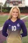 Girls Varsity Soccer Senior Spotlight:  Riley Miller