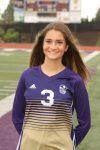 Girls Varsity Soccer Senior Spotlight:  Angela Carozza