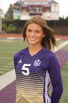 Girls Varsity Soccer Senior Spotlight:  Lindsay Kurak