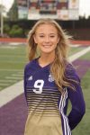 Girls Varsity Soccer Senior Spotlight:  Brianna Knull