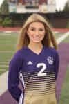 Girls Varsity Soccer Senior Spotlight:  Stephanie Schroeder