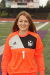 Girls Varsity Soccer Senior Spotlight:  Jordan Evanko