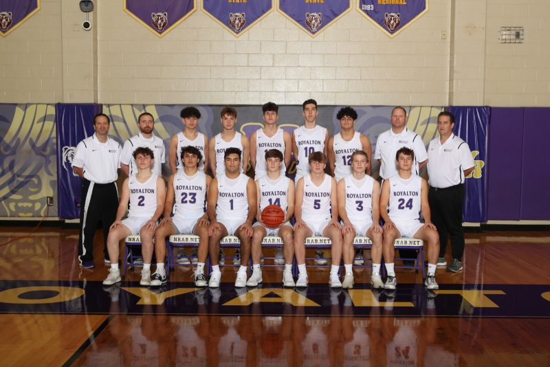 2020-2021 Boys Varsity Basketball