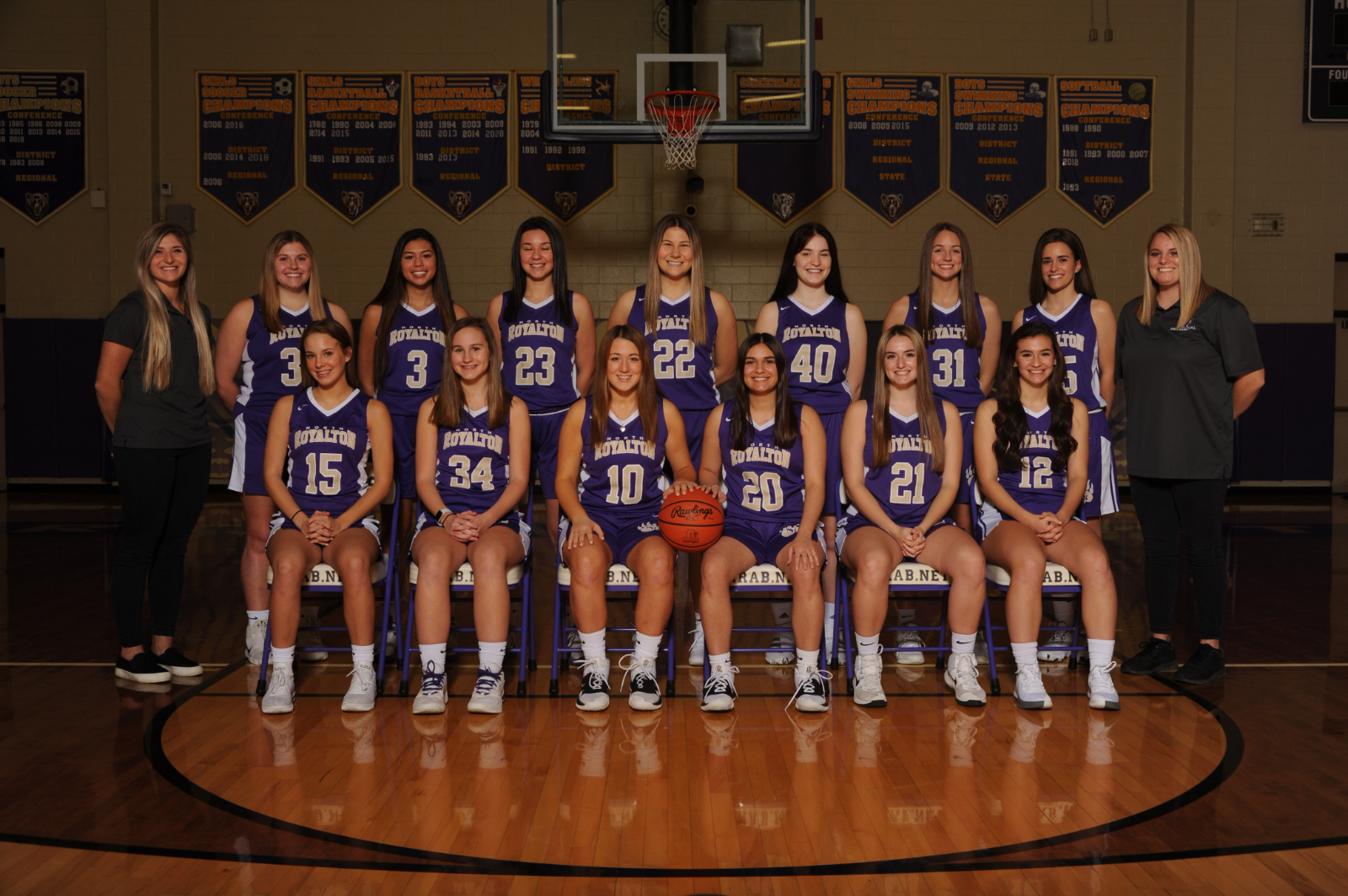 2020-2021 Girls Varsity Basketball