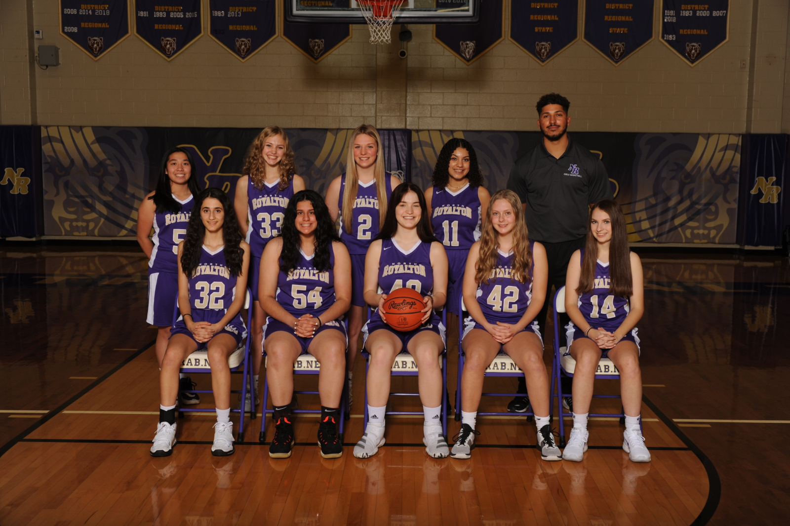 2020-2021 Girls JV Basketball