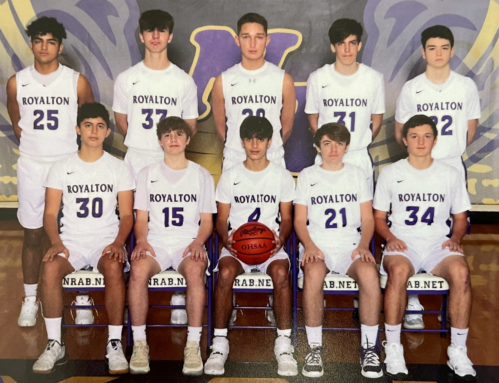 2020-2021 Boys JV Basketball
