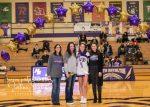 Girls Varsity Winter Cheer Senior Spotlight:  Savannah Holland