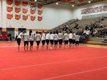 Royalton Recorder:  Gymnastics Team Back on the Beam