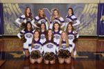 Girls Varsity Winter Cheer Senior Spotlight:  Julianna Watrobski