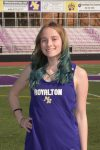 Girls Varsity Track & Field Senior Spotlight: Taryn Horvath