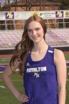 Girls Varsity Track & Field Senior Spotlight: Julianna Watrobski