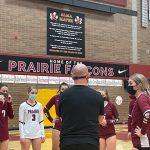 JV Volleyball kicks off the indoor Season