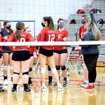 March 8th 2021 JV Volleyball Mt Baker at Bellingham