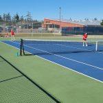 Girls Junior Varsity Tennis beats Oak Harbor 6 – 1