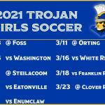 Soccer Schedule